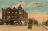 Atterbery's Pharmacy, Cor. Genesee and Belvidere Sts., Waukegan, Ill.