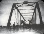 Lockport St Steel Bridge 1890