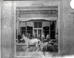 Darr and Spangler Hardware and Grocery 1893