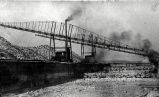 Cantelever Bridge Ship and Sanitary Canal Construction