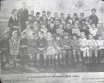 Mrs. Smiley's 1st Grade Class 1883-84