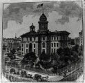 Cook County Courthouse 1858