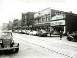 South Chicago - Commercial Avenue 9100 block c1950