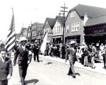 South Chicago Civil Defense Parade 1942