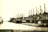 U. S. Steel - Ore Boats Unloading at South Works Slip