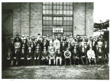 Wisconsin Steel - Coke Plant Employees, 1934