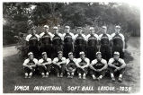 Republic Steel - YMCA Industrial Softball League - 1939