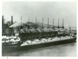 U. S. Steel South Works Ore Boat Washburn Unloading