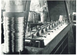"Industry - Chicago Steel and Wire, 8"" Continuous Wire Drawing Department"