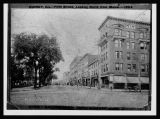 Quincy, Ill.--Fifth Street, Looking North from Maine--1862