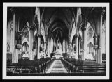 Interior of St. Francis Church, Quincy, Ill.