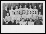 Basketball Team 1931-1932