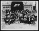 First Quincy High School Band 1920
