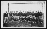 Foot Ball Squad 1912 Gem City Business College