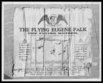 Flying Eugene Falk Advertisement