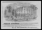 Perry Springs Advertisement