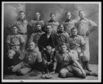 Quincy Reserves Baseball Team 1901