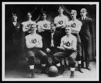 Quincy YMCA 1905-1906 Basketball Team