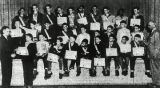 1954 Safety Patrol Award Winners