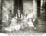 Turner Family on porch
