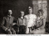 William Savage Turner, Helen Sewell Turner, Edmond and Catherine Turner