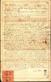 Warranty Deed Emily Wood to Charles Augustus Burns