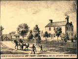 RESIDENCE of MRS. MARYCAMPBELL