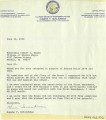 Letter to Mayor Smith from Illinois Representative Eugene F. Schlickman