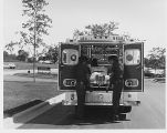 Skokie Fire Department 1975 Chevrolet Ambulance Photograph