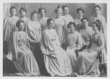 Dr. A. Louise Klehm and Fellow Female Medical School Students