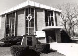 Iran Hebrew Congregation Building Photograph, 1987
