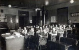Sharp Corner School Classroom Photograph, 1931