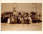 East Prairie School Students Photograph