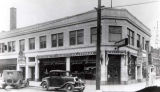 8000 Lincoln Avenue Commercial Building Photograph, circa 1930