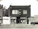 7928 Lincoln Avenue Commercial Building Photograph, circa 1960
