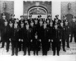 Group Photograph of Skokie Police Department Photograph