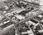 Aerial Photograph of the First National Bank of Skokie, 1978