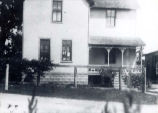 Brunger Home Photograph, early 1900s