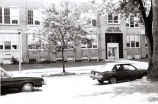 Cleveland School Building Photograph, 1986