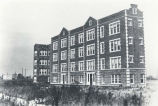Bronx Apartment Buildings Photograph, 1926