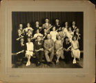 Lincoln Elementary School 1931 8th Grade Graduation Photograph