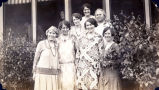Niles Center Womans Club Photograph, 1930s