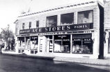 Ace Stores - Skokie Mercantile Co. Building Photograph, 1924