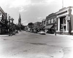 Lincoln Avenue North of Oakton Street Photograph, 1946