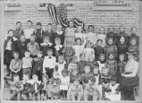 Fairview School 1899 Class Photograph