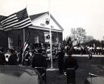 VFW Post 3854 Opening Ceremony Photograph, 1950s