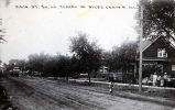Lincoln Avenue (Main Street) South from Floral Avenue Photograph, circa 1900