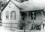 Brunger Residence Photograph, early 1900s