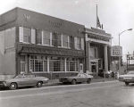 First National Bank Of Skokie Building Photograph, early 1970s