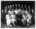 St. Pauls Lutheran Church 1933 Confirmation Class Photograph